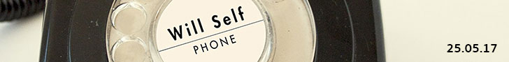 Will Self - Phone. The new novel available now