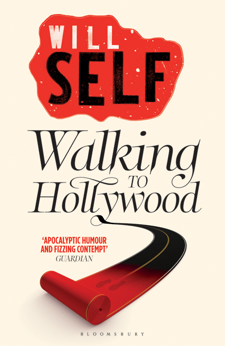 Walking to Hollywood paperback