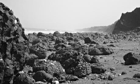 The beach at Mapplethorpe.